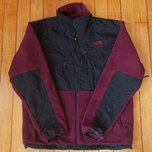 North Face | Men's Zip Up Sweater